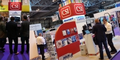 Exhibition Stand for CSI Manufacturing