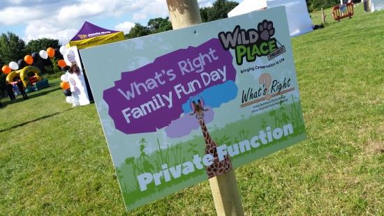 What's Right Family Fun Day